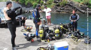 Scuba Diving-Pico-PADI scuba diving courses on Pico Island-1