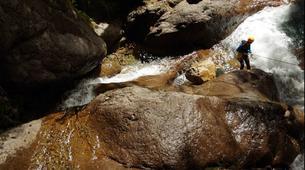 Canyoning-San Carlos de Bariloche-Lopez canyon in San Carlos de Bariloche-6