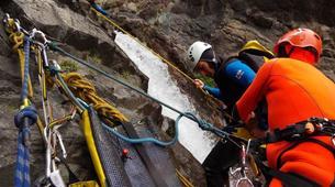 Canyoning-San Carlos de Bariloche-Lopez canyon in San Carlos de Bariloche-9