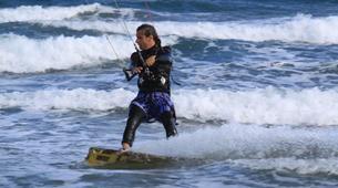 Kitesurfing-Maspalomas, Gran Canaria-Group kitesurfing courses in Maspalomas, Gran Canaria-6