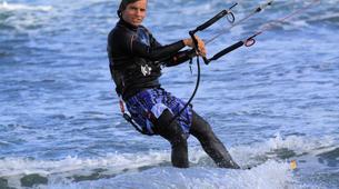 Kitesurfing-Maspalomas, Gran Canaria-Group kitesurfing courses in Maspalomas, Gran Canaria-2