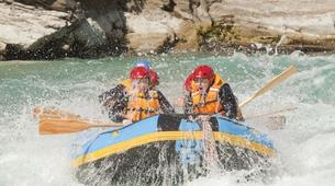 Rafting-Queenstown-Half day rafting excursion down Kawarau River-3