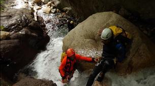 Canyoning-San Carlos de Bariloche-Lopez canyon in San Carlos de Bariloche-5