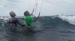 Kitesurfing-Costa Adeje, Tenerife-Private kitesurfing courses in El Médano from Costa Adeje-6