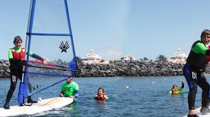 Windsurf-Costa Adeje, Tenerife-Cours de windsurf privés à Costa Adeje-4