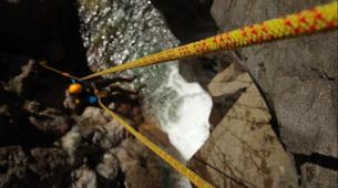 Canyoning-San Carlos de Bariloche-Lopez canyon in San Carlos de Bariloche-2