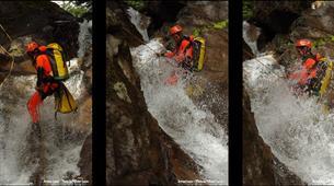 Canyoning-San Carlos de Bariloche-Lopez canyon in San Carlos de Bariloche-11