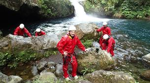 Canyoning-Langevin River, Saint-Joseph-Family friendly canyon Langevin in Reunion Island-3