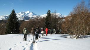 Snowshoeing-Ariege-Snowshoeing excursions in Ariege near Ax-les-Thermes-4