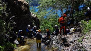 Canyoning-San Carlos de Bariloche-Virgen canyon in San Carlos de Bariloche-3