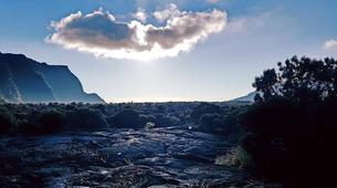 Hiking / Trekking-Piton de la Fournaise-Hiking up Piton de la Fournaise La Reunion island-4