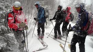 Backcountry Skiing-La Plagne, Paradiski-Backcountry skiing in La Plagne-8