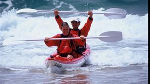 Sea Kayaking-Plettenberg Bay-Sea kayaking excursion in Plettenberg Bay-1