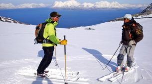 Backcountry Skiing-La Plagne, Paradiski-Backcountry skiing in La Plagne-9
