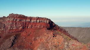 Hiking / Trekking-Piton de la Fournaise-Hiking up Piton de la Fournaise La Reunion island-1