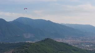 Parapente-Côte Amalfitaine, Amalfi-Vol biplace en parapente à Capaccio-Paestum près de la côte Amalfitaine-2
