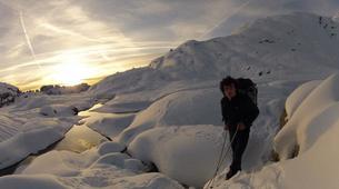 Ski touring-Madonna di Campiglio-Ski touring day trips in the Brenta Dolomites, Madonna di Campiglio-3