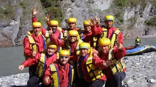 Rafting-Queenstown-Half day rafting excursion down Shotover River-7