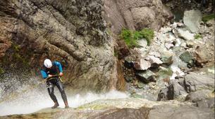 Canyoning-San Carlos de Bariloche-Lopez canyon in San Carlos de Bariloche-1