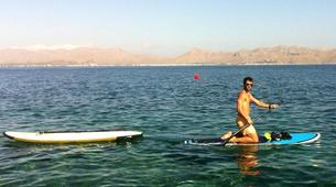 Stand up Paddle-Mallorca-Multi-water sport adventure package in Mallorca-10