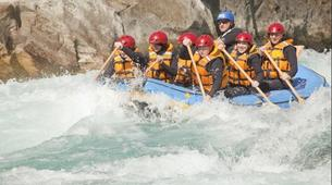 Rafting-Queenstown-Half day rafting excursion down Kawarau River-6