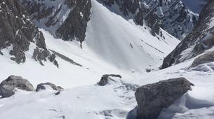 Backcountry snowboarding-Madonna di Campiglio-Backcountry snowboarding in Madonna di Campiglio-3
