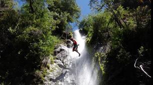 Canyoning-San Carlos de Bariloche-Virgen canyon in San Carlos de Bariloche-8