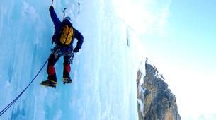 Cascade de Glace-Gressoney-Ice climbing in Gressoney-3