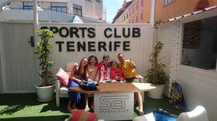 Kitesurfing-Costa Adeje, Tenerife-Private kitesurfing courses in El Médano from Costa Adeje-3