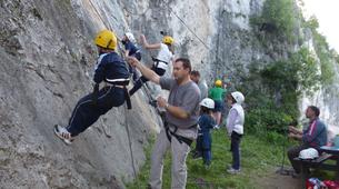 Escalade-Ponte di Legno-Rock climbing courses in Ponte di Legno in the Italian Alps-2