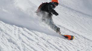 Backcountry snowboarding-Madonna di Campiglio-Backcountry snowboarding in Madonna di Campiglio-5