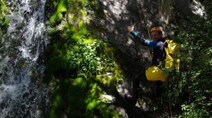 Canyoning-San Carlos de Bariloche-Virgen canyon in San Carlos de Bariloche-13