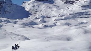 Backcountry snowboarding-Madonna di Campiglio-Backcountry snowboarding in Madonna di Campiglio-2