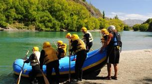 Rafting-Queenstown-Half day rafting excursion down Kawarau River-2
