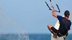 Kitesurfing-Maspalomas, Gran Canaria-Group kitesurfing courses in Maspalomas, Gran Canaria-1