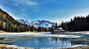 Snowshoeing-Madonna di Campiglio-Snowshoeing excursions in Madonna di Campiglio-3