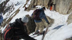 Backcountry Skiing-La Plagne, Paradiski-Backcountry skiing in La Plagne-2