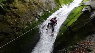 Canyoning-Langevin River, Saint-Joseph-Family friendly canyon Langevin in Reunion Island-9