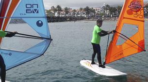 Windsurf-Costa Adeje, Tenerife-Cours de windsurf privés à Costa Adeje-5