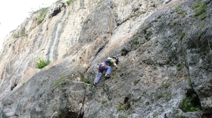 Rock climbing-Ponte di Legno-Rock climbing courses in Ponte di Legno in the Italian Alps-3