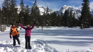Snowshoeing-Madonna di Campiglio-Snowshoeing excursions in Madonna di Campiglio-5