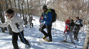 Snowshoeing-Ariege-Snowshoeing excursions in Ariege near Ax-les-Thermes-3