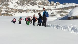 Snowshoeing-Madonna di Campiglio-Snowshoeing excursions in Madonna di Campiglio-9