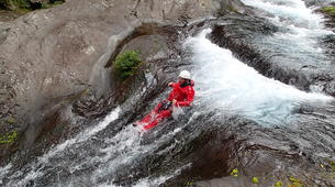 Canyoning-Langevin River, Saint-Joseph-Family friendly canyon Langevin in Reunion Island-5