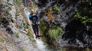 Canyoning-San Carlos de Bariloche-Virgen canyon in San Carlos de Bariloche-1
