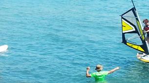Windsurf-Costa Adeje, Tenerife-Cours de windsurf privés à Costa Adeje-2