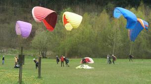 Parapente-Annecy-Stage SIV (Simulation d'Incidents de Vols) et Pilotage au Lac d'Annecy-3