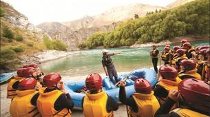 Rafting-Queenstown-Half day rafting excursion down Kawarau River-8