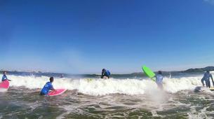 Surf-La Corogne-Surfing lesson in Galicia-3