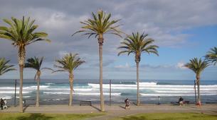 Kitesurfing-Costa Adeje, Tenerife-Private kitesurfing courses in El Médano from Costa Adeje-5